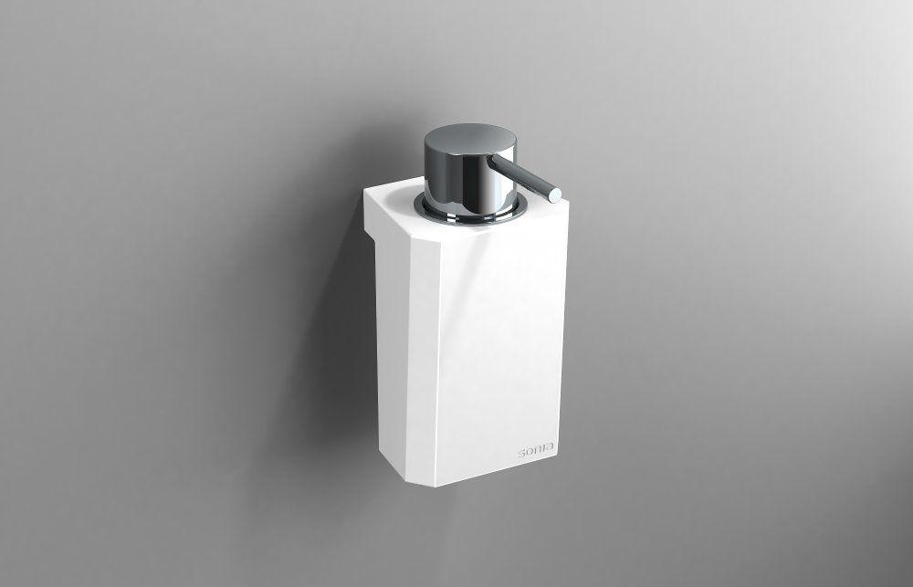 Дозатор рідкого мила SONIA S4 153x111 мм 2d39344982045