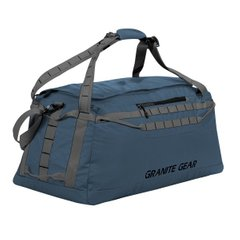 Сумка дорожня Granite Gear Packable Duffel 100 Basalt/Flint (924423)