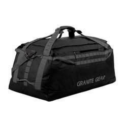 Сумка дорожня Granite Gear Packable Duffel 145 Black/Flint (923174)