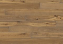 Паркетна дошка Karelia IMPRESSIO COLLECTION OAK STORY 187 SMOKED SANDSTONE NATURE OIL 5G товщина 15 мм, з фаскою 1016689251767311