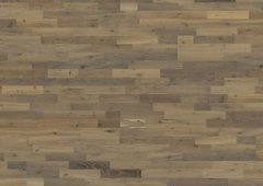 Паркетна дошка Karelia IMPRESSIO COLLECTION OAK SMOKED SANDSTONE NATURE OIL 3S 5G товщина 14 мм, без фаски 3011669151767311